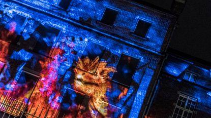 Gent geeft aftrap van spetterend lichtfestival
