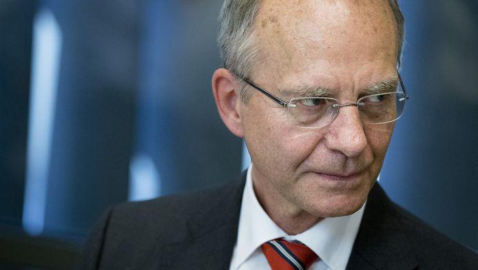 Minister Henk Kamp.