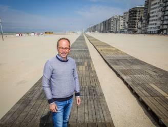 """Houten pad op het strand van De Panne krijgt een vervolg: """"We willen er zelfs één aankopen"""""""