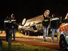 Man (20) uit Nuland die uit de bocht vloog van oprit A59 bij Rosmalen had gedronken
