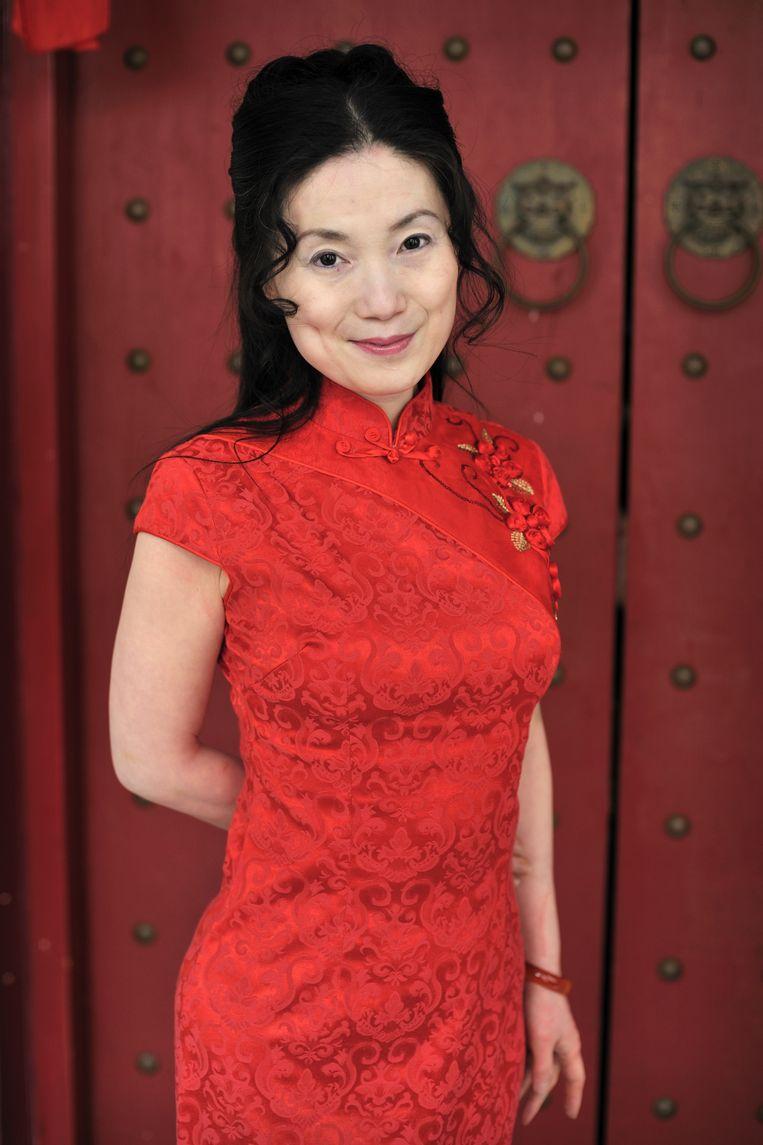 Lulu Wang Beeld Joost van den Broek
