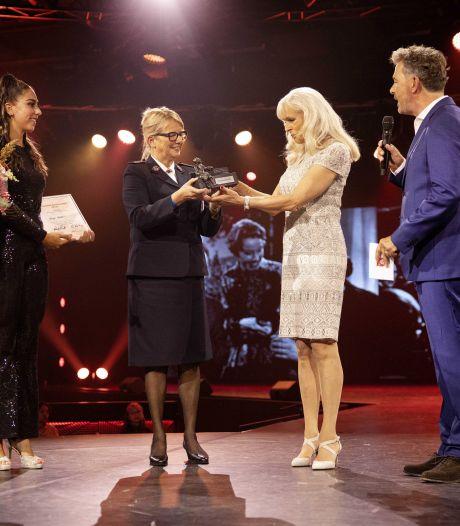 Zangeres Marga Bult wint majoor Bosshardtprijs