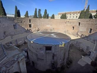 Mausoleum van keizer Augustus in Rome opnieuw open