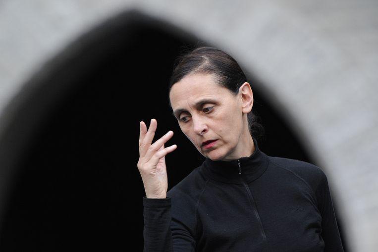 Anne Teresa De Keersmaeker. Beeld AFP