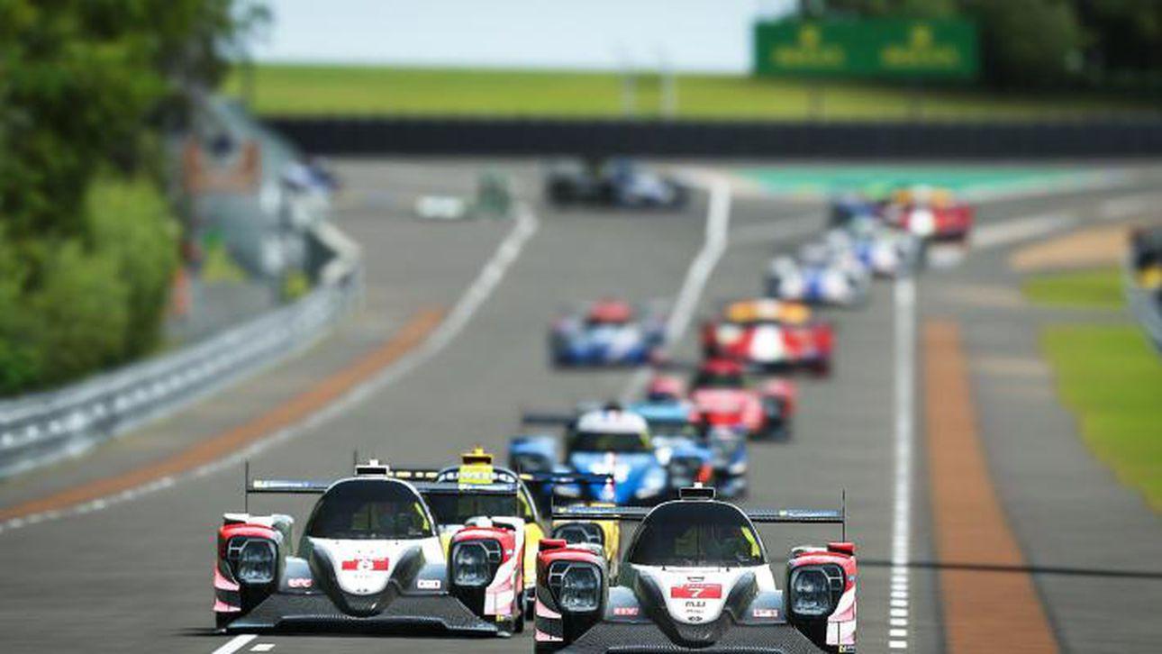 De deelnemers aan de nieuwe Le Mans Virtual Serieus zijn bekend.