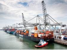 Veiligheidsregels voor grote containerschepen massaal overtreden in Rotterdamse haven
