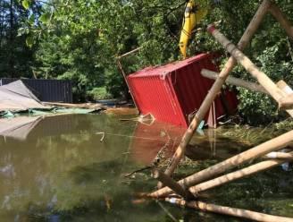 Door overstromingen getroffen Scouts van Knokke organiseert crowdfunding om schade op te vangen