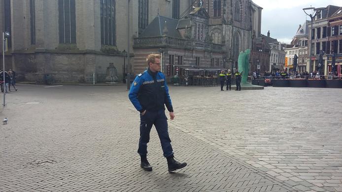 De Grote Markt in Zwolle