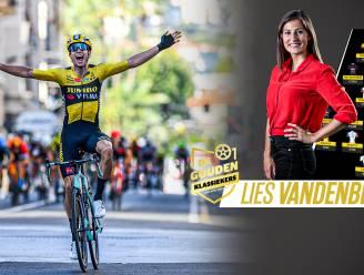 """Dit is de (Belgische) Gouden Klassiekers-ploeg van Lies Vandenberghe: """"Van Aert zal vleugels hebben door Georges"""""""