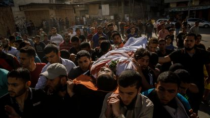 Gedode Palestijnen waren bijna allemaal lid van radicale Hamas