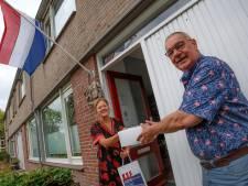 KSE viert diploma's met 470 huisbezoeken en de groetjes van Giel Beelen