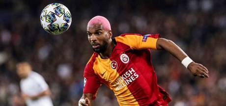 Babel scoort, maar Donk krijgt rood en Galatasaray laat punten liggen