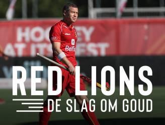 """EXCLUSIEF. """"Een fantastische coach verandert een leven"""": bekijk aflevering 2 van miniserie 'Red Lions: de slag om goud'"""