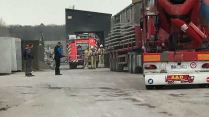 Brandweerman blust brand in eigen bedrijf, vlak voor hij er met pensioen gaat