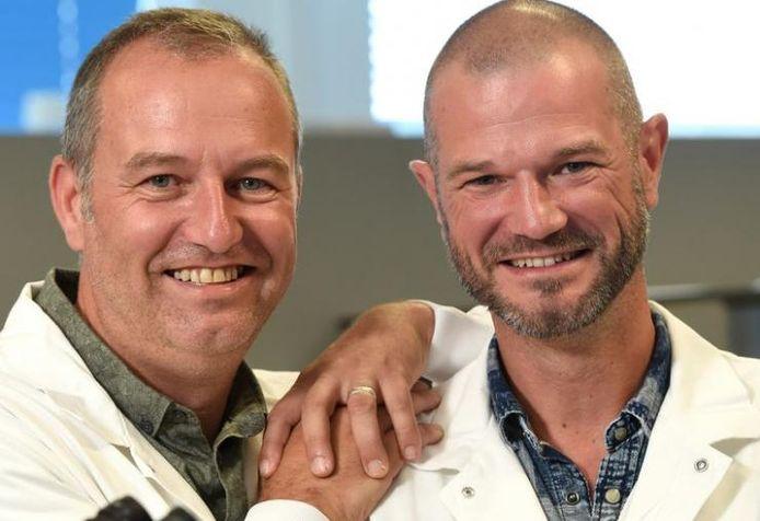 Onderzoekers Wim en Tom Vanden Berghe, twee broers met Ruiseleedse roots, werken aan de ontwikkeling van een nieuwe generatie kankermedicijnen.