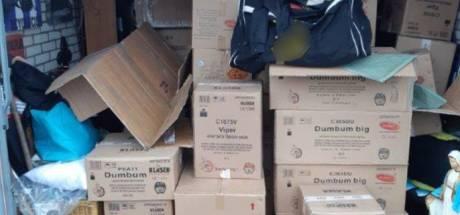 Locatie vondst 2000 kilo illegaal vuurwerk in Enschedese woonwijk blijft geheim