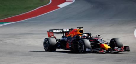Grand Prix des États-Unis: Max Verstappen s'impose devant Hamilton et creuse l'écart