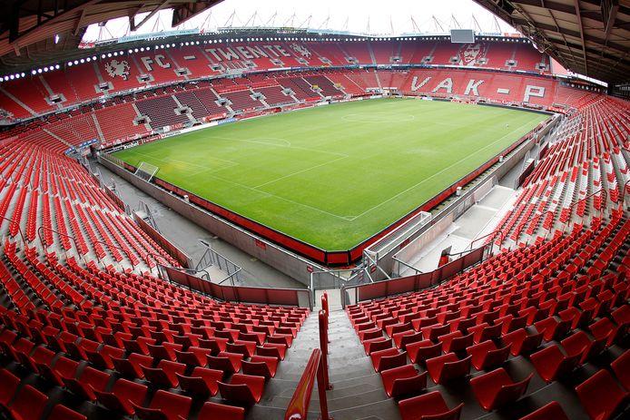 FC Twente heeft het stadion in eigen beheer en ziet de kosten gewoon doorlopen.