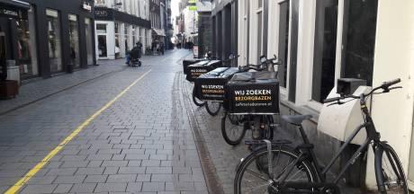 Maaltijdbezorgers riskeren straks boete in het centrum van Breda