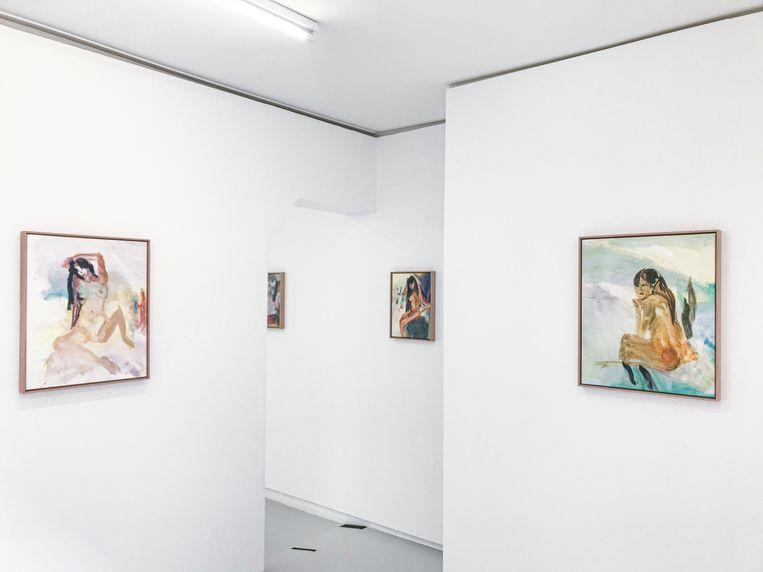 'Sibillen', noemt Eva Räder haar vrouwen. Beeld galerie dudokdegroot