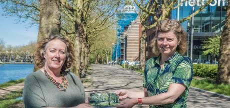 Willeke inspireert Delftenaren met dertig groenideeën: 'Een straat met bomen blijft toch mooi'