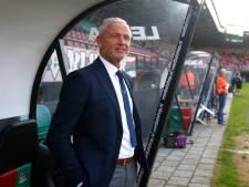 Wisselende emoties bij NEC-trainer De Gier