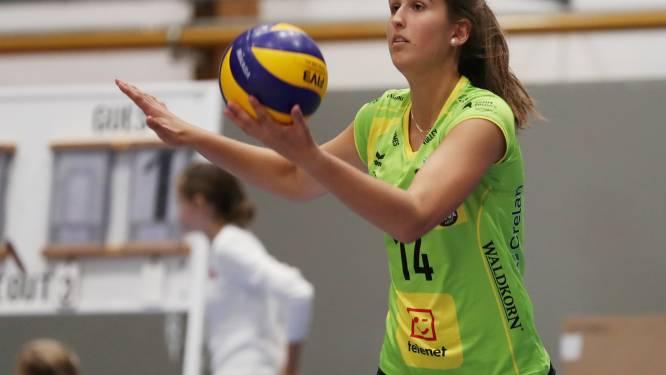 """Amber Gesquiere pakt met Hermes Oostende de volle buit tegen ex-club Tchalou: """"We zijn goed bezig"""""""