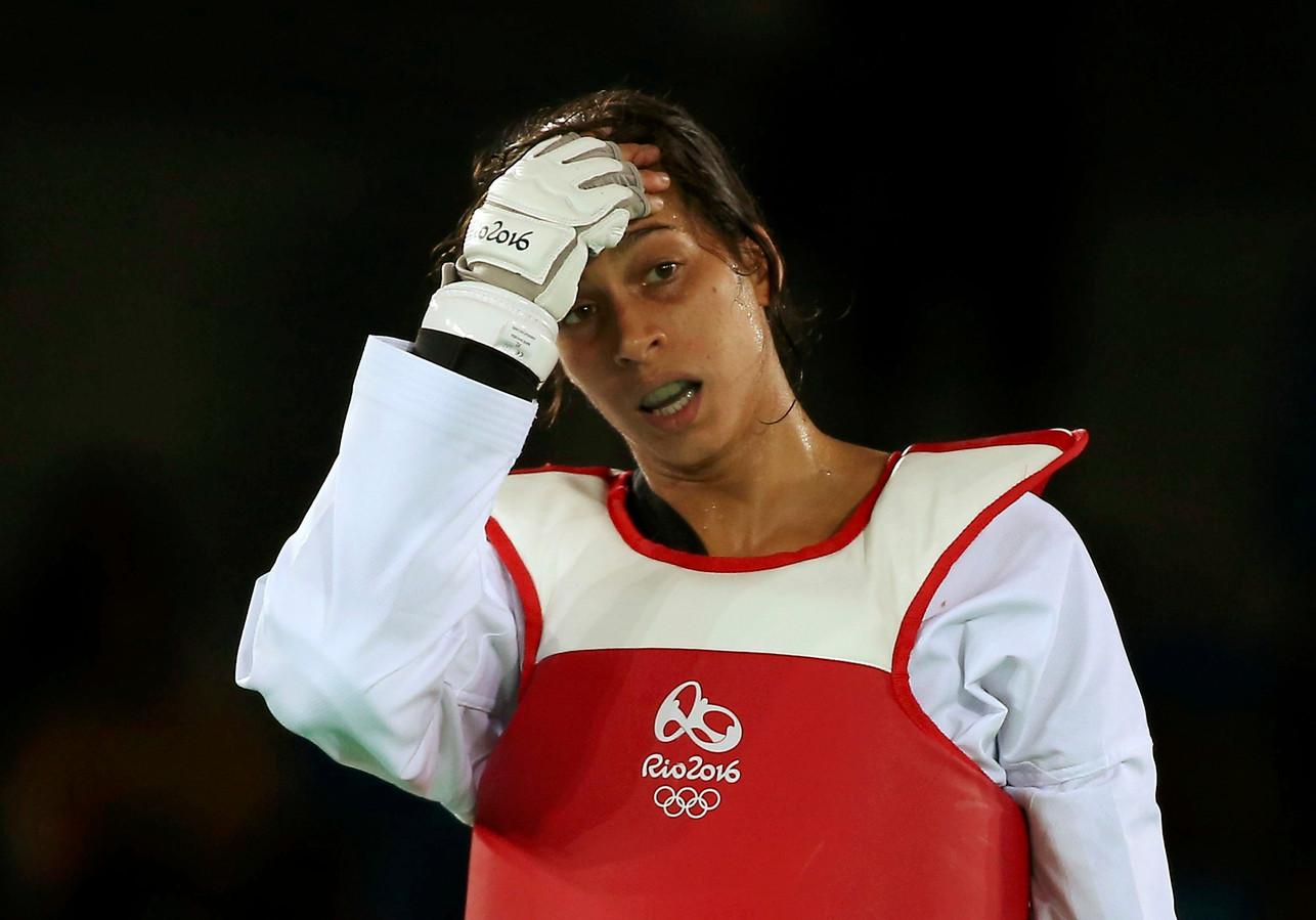 Oogink op de Spelen van 2016.