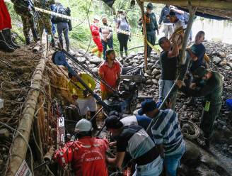 Lichamen mijnwerkers na bijna een maand geborgen in Colombia