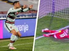 La colère de Ronaldo après un but décisif refusé dans les arrêts de jeu