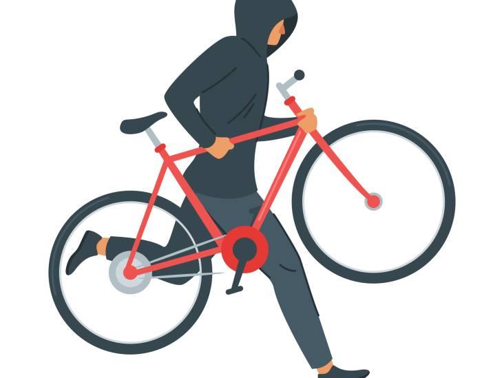 Wekenlang gezeurd om een fiets en dan neemt P. hem zo mee, 'waarom moet ik ook alweer voorkomen?'