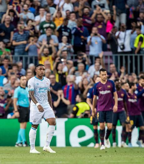 LIVE | Zoet redt op schot Messi, PSV meteen onder druk