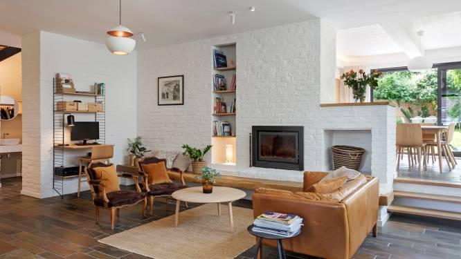 Koppel geeft woning uit de seventies een moderne twist