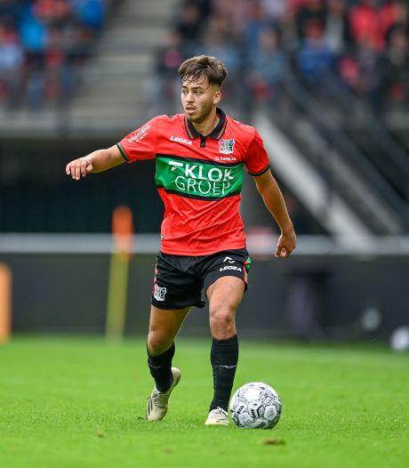 Bosschenaar Souffian El Karouani debuteert voor Marokko: 'Ik heb onwijs genoten'