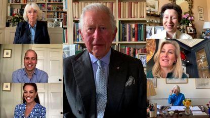 Prins Charles wil zijn familie graag weer knuffelen