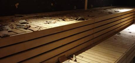 Failliete sauna in Rosmalen met bruut geweld gestript: doorstart is niet meer mogelijk