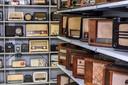 Een bijzondere collectie oude gereedschappen en gebruiksvoorwerpen in het Museum voor Nostalgie en Techniek .