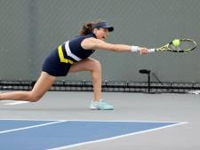 Hartproblemen spelen Konta parten bij terugkeer tennis in VS