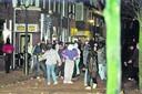 De geruchtmaken rellen in de Graafsewijk van 2000.