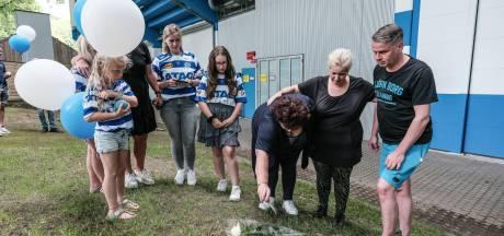 Emotioneel eerbetoon aan overleden Graafschapfan: eerste die wordt uitgestrooid bij stadion