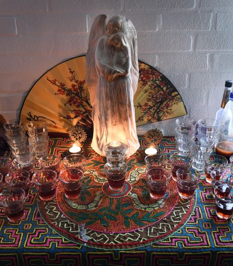 Nils (37): Drankje ayahuasca legde mijn psychische pijn bloot