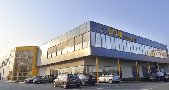 DSM Keukens in Nevele.