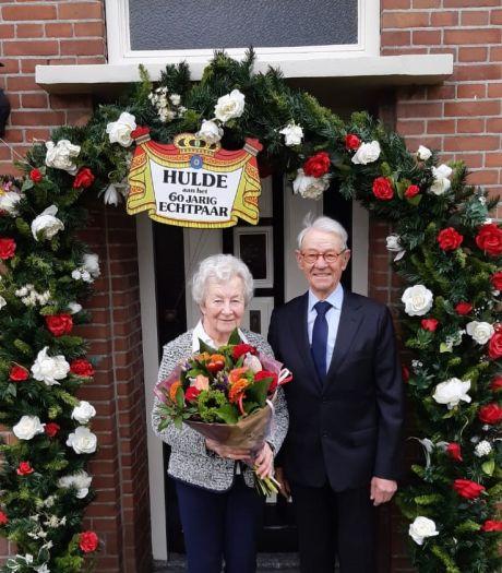 Antoon en Fien zijn 60 jaar getrouwd: 'Geven en nemen'