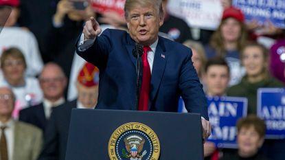 """Trump: VS en EU gaan spreken over """"eliminatie hoge tarieven en handelsbelemmeringen"""""""