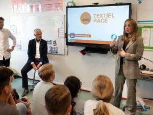 Tien Bossche basisscholen bijna vier weken met elkaar in de race bij inzamelen van textiel