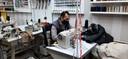 Mohammed Hosseini is kledingreparateur in het winkelcentrum van Etten-Leur en mag gewoon open zijn. Maar het is over het algemeen erg slap, zegt hij, behalve wanneer het weekmarkt is.
