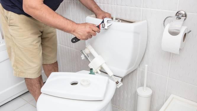 Blijft jouw toilet regelmatig doorlopen? Zo los je het zelf op