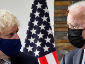 """Britse premier Johnson noemt relatie met VS """"onverwoestbaar"""""""