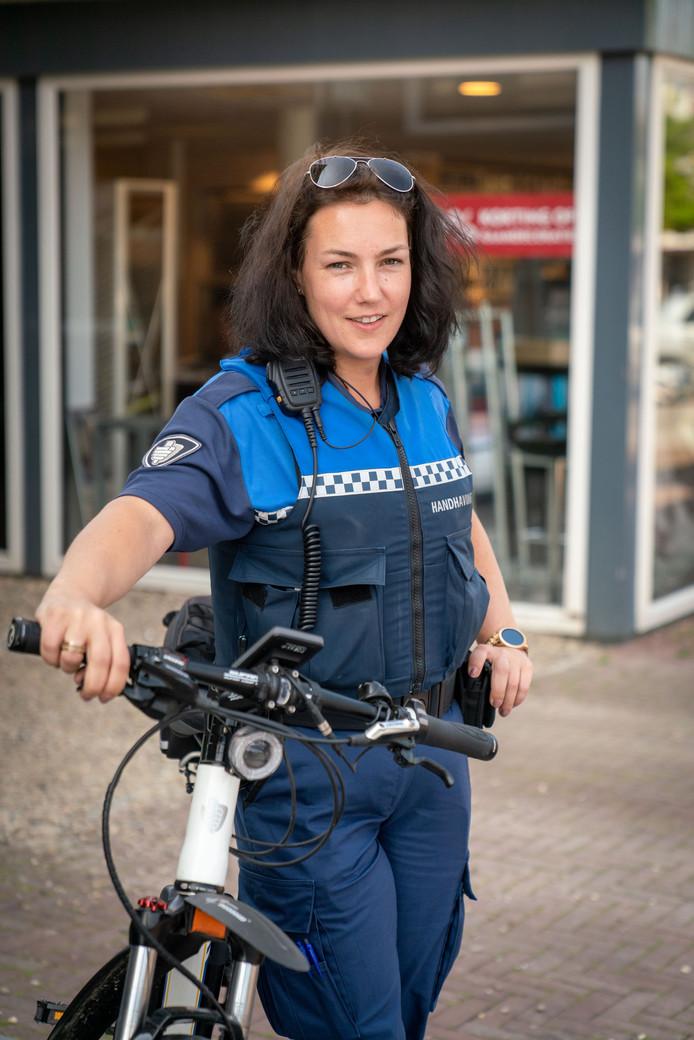 Renate Verkerk.