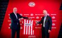 PSV en Philips willen niet alleen financieel, maar ook inhoudelijk betekenis geven aan hun samenwerking.